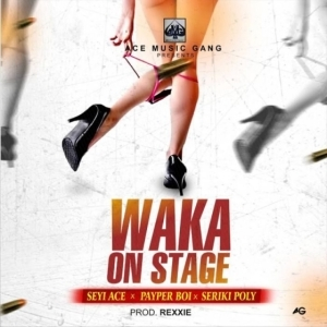 Seyi Ace - Waka On Stage Ft. Seriki Poly & Payper Boi